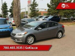 2015 Kia Forte LX+; AUTO, HEATED SEATS, AIR CONDITIONING, BLUETO