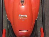 Flymo Turbo Compact 330