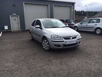 Vauxhall Corsa 1.2 SXI, Long MOT, Warranty, Serviced, Great Condition