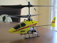 MCX remote control Helicopter