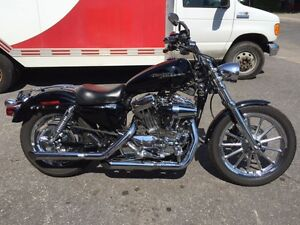2006 HARLEY SPORTSTER FULL CHROME 1200