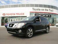 2014 Nissan Pathfinder $0 down $285 Bi weekly o.a.c