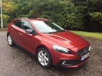 2013 63 VOLVO V40 1.6 D2 CROSS COUNTRY LUX 5D 113 BHP DIESEL