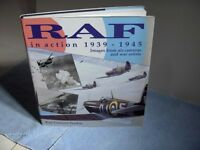 RAF In Action 1939 - 1945