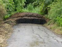 ** FREE ** WELL ROTTED HORSE MANURE, FERTILISER ** FREE** EASY ACCESS, NO MUD.