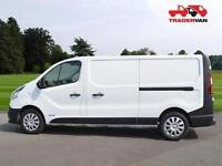 15 Renault RENAULT TRAFIC LL29 1.6 DCi 115PS Long Wheel Base Business with Air c