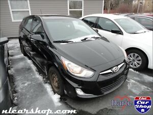 2013 Hyundai Accent Hatchback, auto, INSPECTED - nlcarshop.com