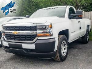 2018 Chevrolet Silverado 1500 REG CAB LONG BOX