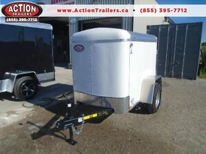 ENCLOSED CARGO SERIES BUILT BY ATLAS - 2017 MODEL - EASY TO TOW. London Ontario image 1