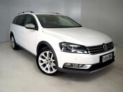 2014 Volkswagen Passat Type 3C MY14.5 Alltrack DSG 4MOTION White 6 Speed Mount Gambier Grant Area Preview