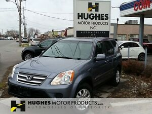 2006 Honda CR-V EX-L SUV | Heated Leather Seats | Moonroof