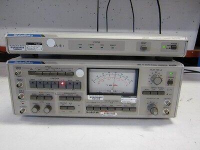 Shibasoku As953b Mpx Tv Sound Signal Generator With Qb11b0 Gp-ib Interface