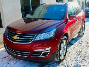 2014 Chevrolet Traverse LTZ AWD LOADED FINANCE AVAILABLE