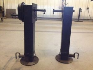 REDUCED - Set of Holland Heavy Duty Jack (2 Speed)