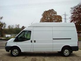 2011 FORD TRANSIT 2.4 TDCI LWB High Roof Van NO VAT