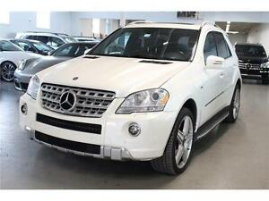 2011 Mercedes-Benz M-Class ML350 BlueTEC  AMG SPORT DESIGNO PKG