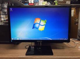 "Samsung S23C550H 23"" inch VGA HDMI LED monitor Black"