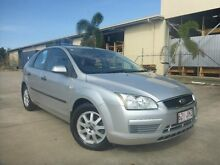2005 Ford Focus LS CL Silver 5 Speed Manual Hatchback Westcourt Cairns City Preview