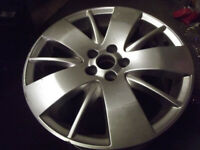 MG ZT rover 75 alloy wheels 17 inch starspoke refurbished also Hairpins