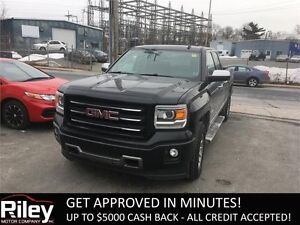 2014 GMC Sierra 1500 SLT HEATED LEATHER SEATS