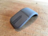 Microsoft Arc Touch Bluetooth Mouse in grey (bundle also available)