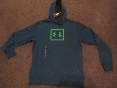 NWT UNDER ARMOUR MENS HOODIE PULLOVER MEDIUM