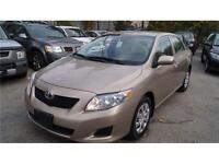 2009 Toyota Corolla CE - 5 Manual 1 Owner No Accidents!!!