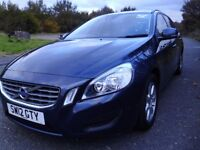 2012 VOLVO V60 D4 2.0 ES DRIVE e ## ONE OWNER ## FULL SERVICE HISTORY ##