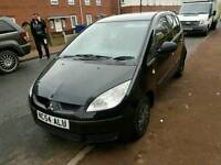Mitsubishi colt 1.2 petrol only 1 lady owner from new 12 months mot low mileage