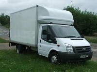 Ford Transit 140T350L RWD LUTON VAN Long Wheel Base White Diesel