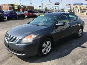 2007 Nissan Altima 2.5 S Command Start! 4CYL! Clean Title!