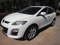 LHD 2009 Mazda CX-7 Manual 4x4 2.2 Diesel SPANISH REGISTERED
