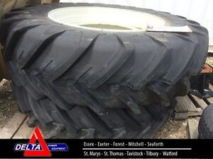 2012 Michelin 20.8RX42 Tires London Ontario image 1