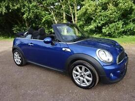 Mini 1.6 Cooper S Convertable 2011 / 61 Reg / 1 Owner From New / FSH