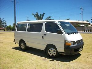 2001 Toyota Hiace RZH103R RZH103R 4 Speed Automatic Van Alberton Port Adelaide Area Preview
