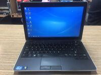 """Dell Latitude E6230 Core i5-3320M 2.6GHz 4GB Ram 320GB Webcam 12"""" Laptop"""