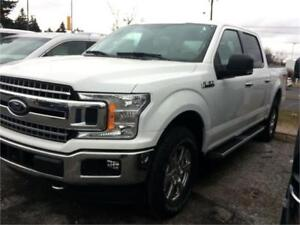 2018 Ford F-150 XLT,  4X4,$110/Wk, Trailer/Tow,  Remote Start