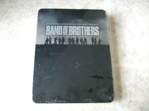 Band of Brothers DVD set (new)- $10 if picked up by Thurs 19th!