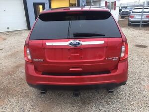 2012 FORD EDGE LIMITED 2 SETS OF TIRES AND RIMS NAV/PANO ROOF Edmonton Edmonton Area image 3