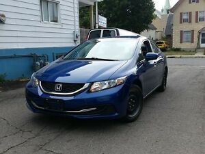 2014 Honda Civic 0 DOWN $58 WEEKLY!