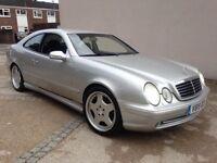 1999 mercedes clk320 AMG replica FSH PX welcome