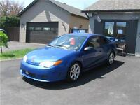 2004 Saturn Ion Quad RED LINE SUPERCHARGE