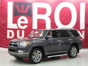 Toyota 4Runner LIMITED 4WD NAVI CAMERA  2013