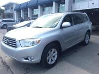2010 TOYOTA HIGHLANDER SE-FULL-AUTO-MAGS-CUIR-7PASSAGERS