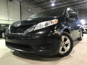 2012 Toyota Sienna LE 4 CYL/7PASS/AC/CRUISE/AUX/ECO