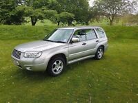 Subaru Forester Estate 4x4 very low miles full service history