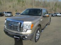 """2012 Ford F-150 4WD SUPERCREW 157\"""" WB 6.5 FT BOX"""