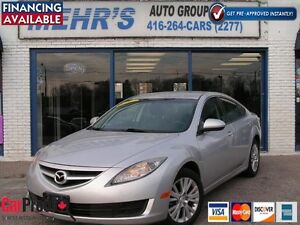 2010 Mazda Mazda6 GS Loaded Leather Great Cond.