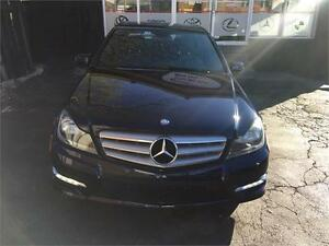 2013 Mercedes-Benz C-Class C 300 4MATIC AMG PCK CERITIFIED