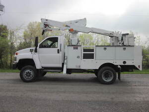 2006 Chevrolet Kodiak C5500 Bucket Truck